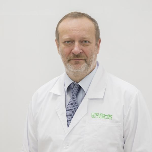 Первичная консультация невролога доктора медицинских наук