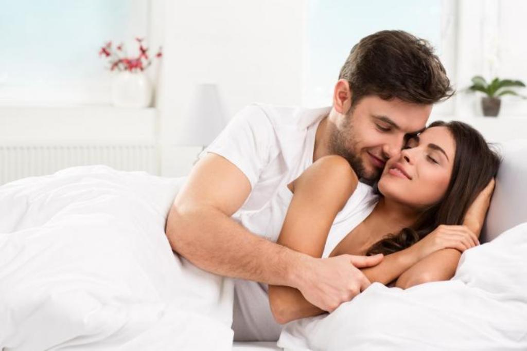 Оргазм в начале половой жихни